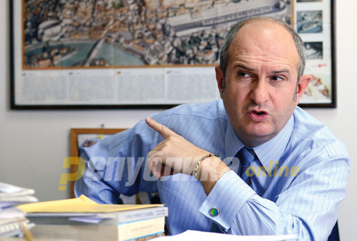 """Former Prime Minister Buckovski agrees with Bulgaria on their """"shared history"""" position"""
