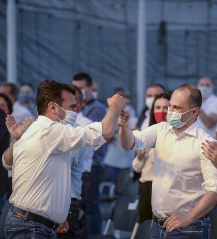 Even Kosovo handles the coronavirus better than Zaev and Filipce