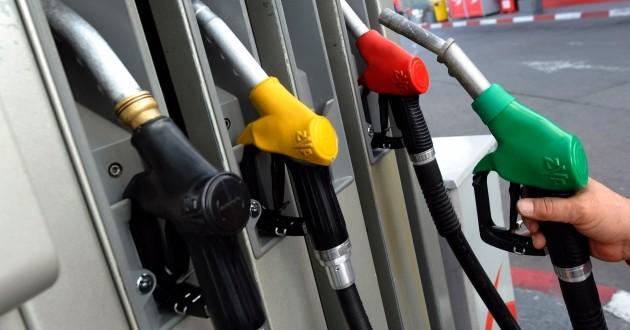 Gasoline, diesel prices slightly down