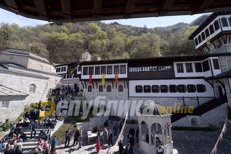 Bigorski Monastery marks 1,000th anniversary