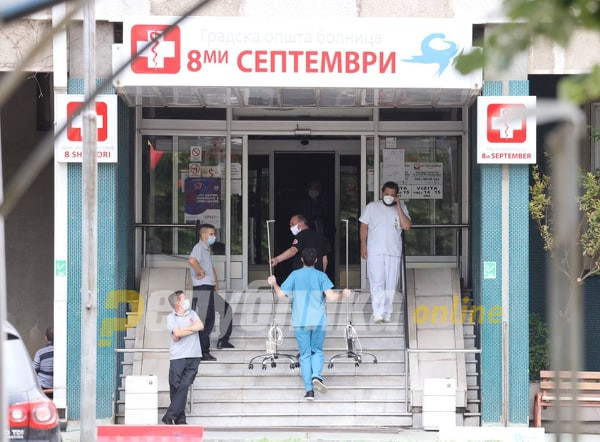 Thanks to government measures, Macedonia among top five countries with highest number of Covid-19 cases and deaths