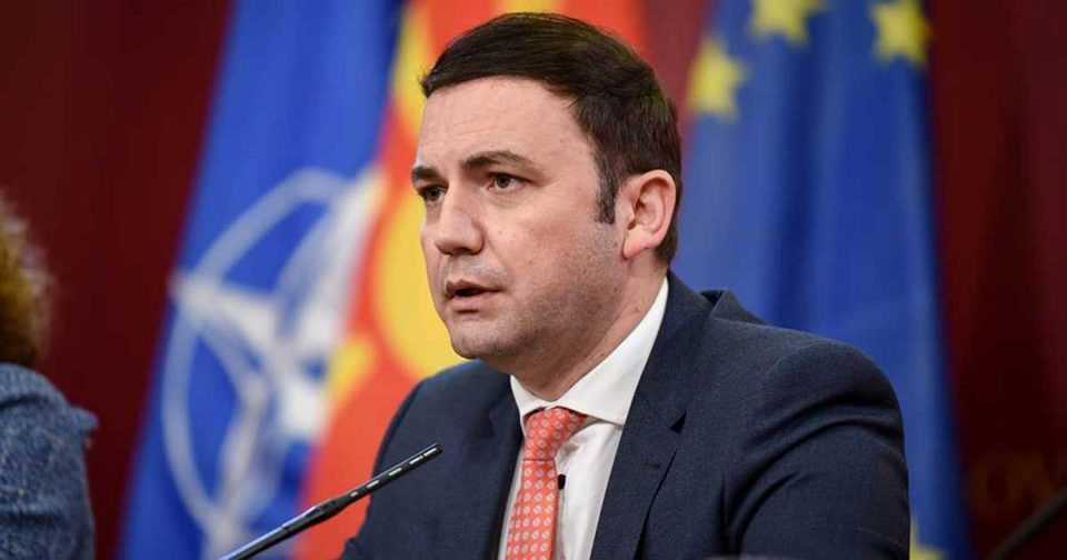 FM Osmani wants an Albanian to sit on the Macedonian – Bulgarian  committee of historians