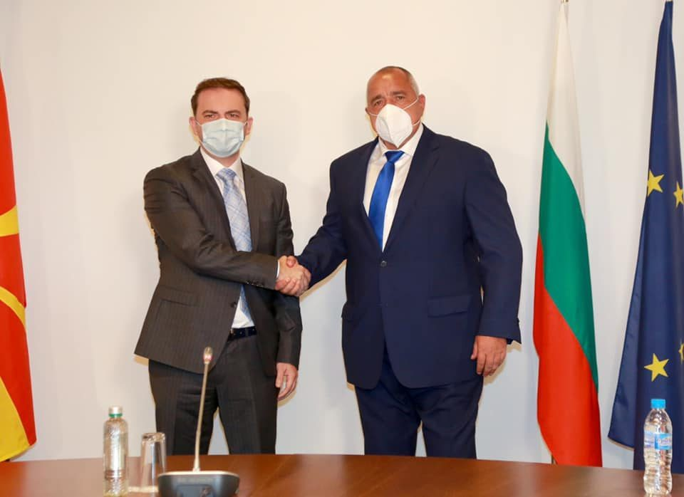 Osmani: There is progress in working groups between Macedonia and Bulgaria