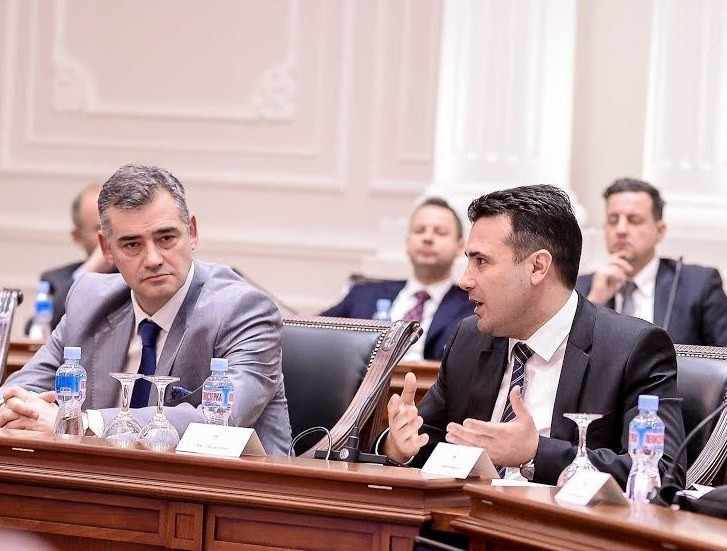 Zaev also interferes in sports? There are two proposals for MOC president, one involved in criminal structures