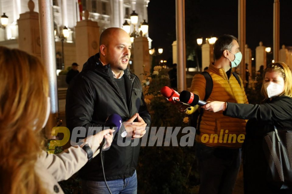 Kostovski: The persecution and political repression by criminals in power must stop