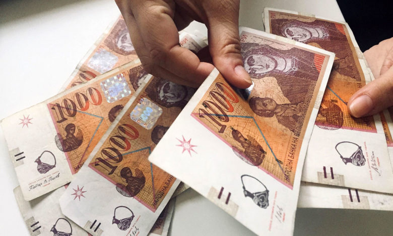Average salary grows to 450 EUR