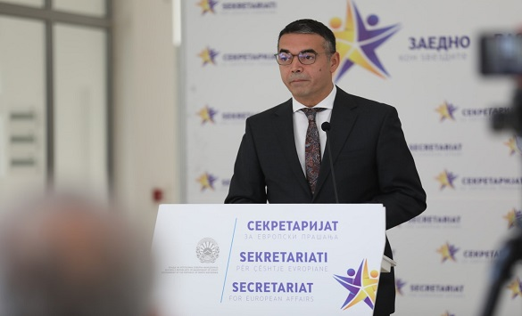 Dimitrov: Official start of EU talks – either joint achievement or joint failure