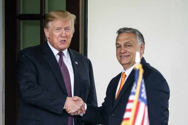 Trump – Orban cooperation elevated relations between Hungary and the US