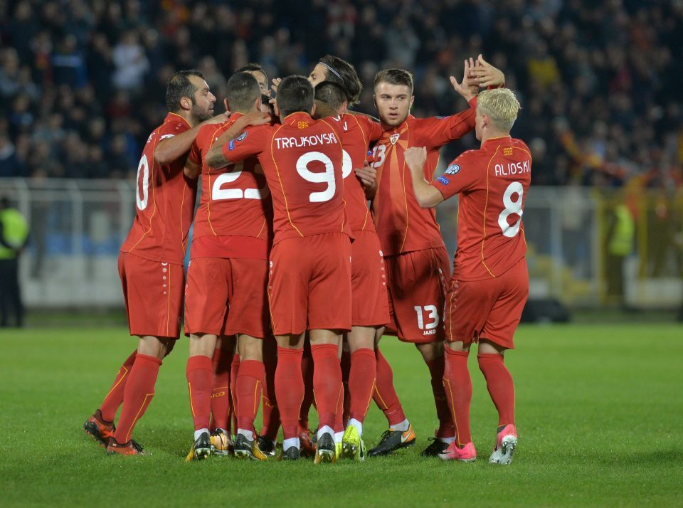 Macedonia beats Kosovo, has a historic chance to qualify to the European Championship