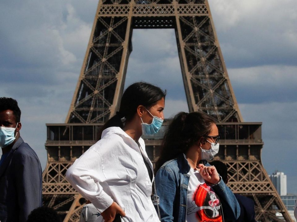 France enters state of emergency as new virus case record shattered