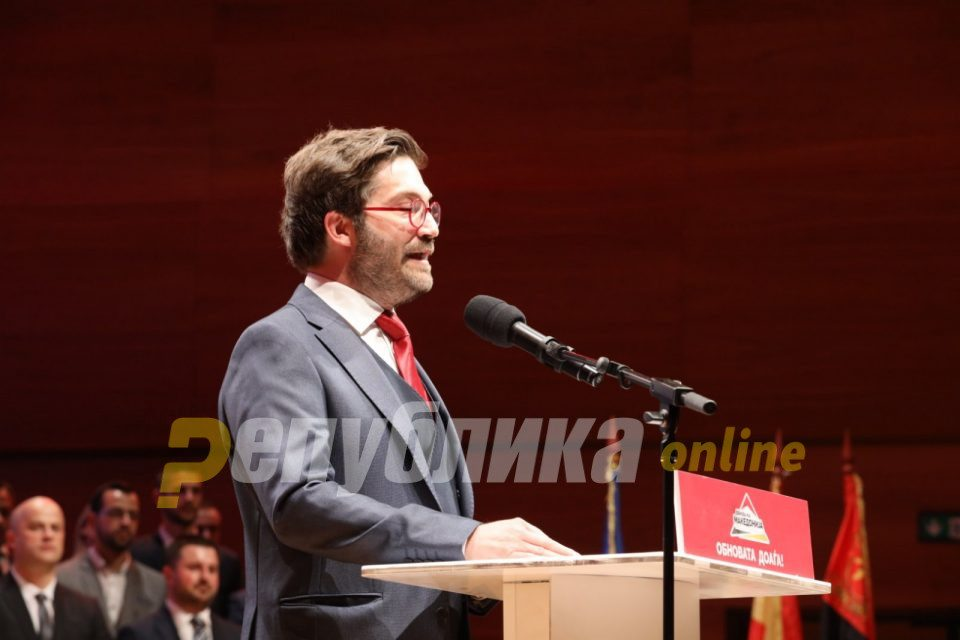 Igor Durlovski leaves Parliament: I remain true to my supporters and their votes