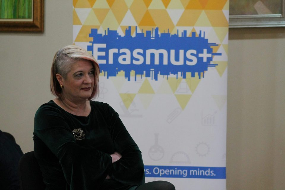 Financial police announces charges against EU educational grants manager Lidija Dimova for abuses amounting over 400,000 EUR