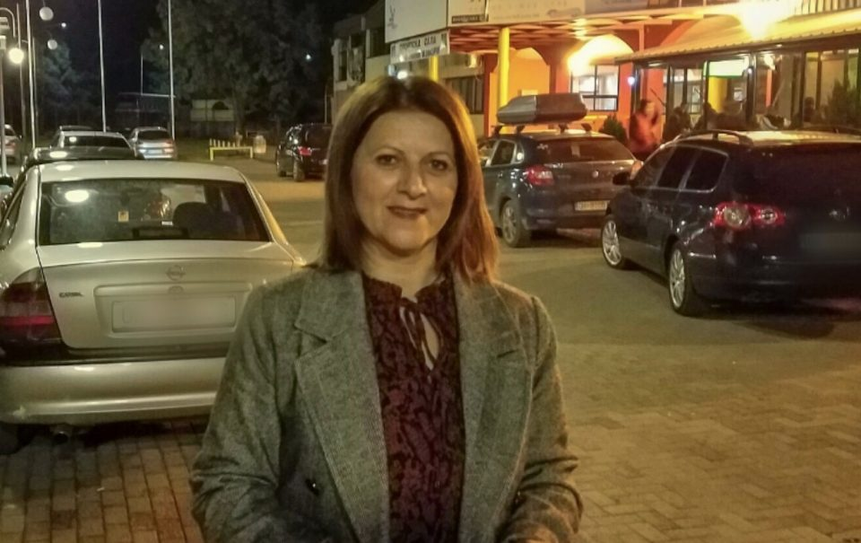 Lidija Petkoska: Macedonia has become a country of criminals in power, betrayals and injustice