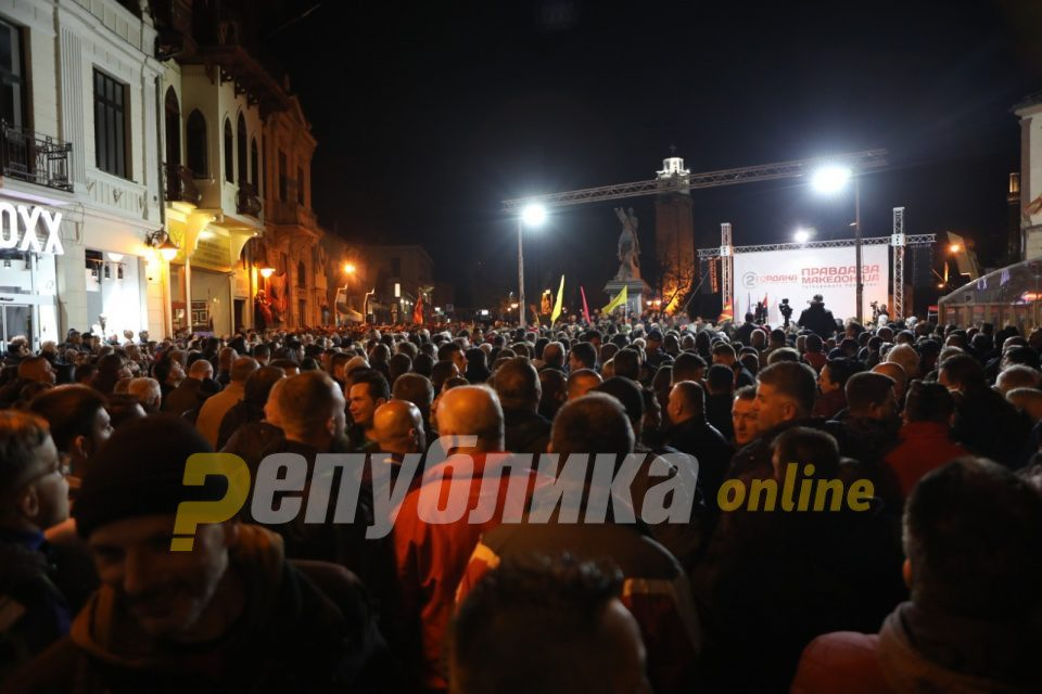 Zaev insists that the census will be held in April, even without support from the opposition