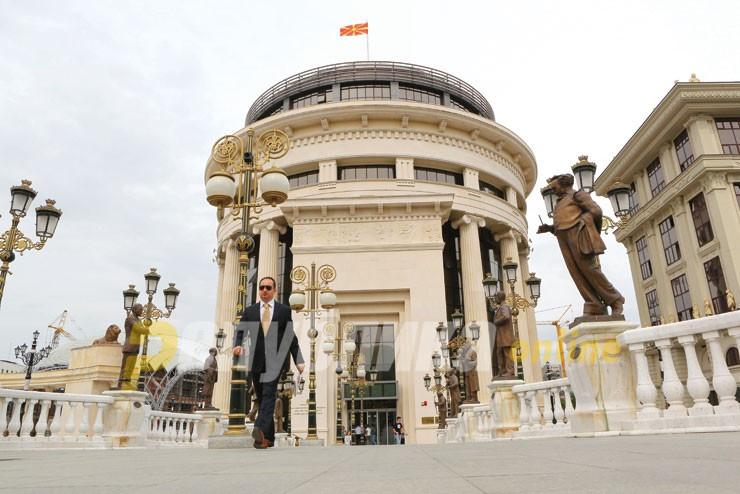 State prosecutors reportedly begin another case against Nikola Gruevski