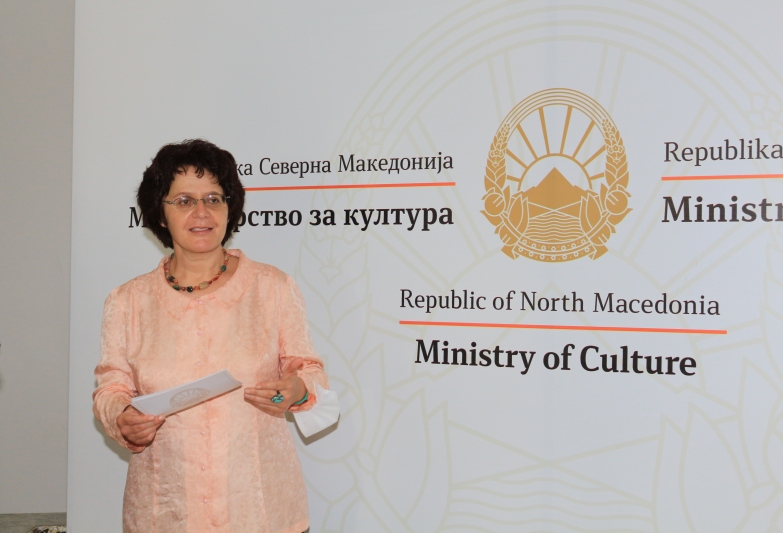 Culture Minister Stefoska in self-isolation after staff member contracted the coronavirus