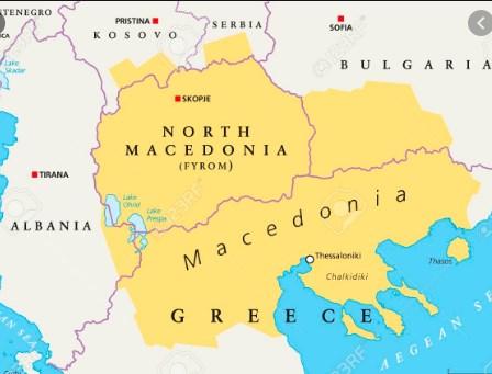 A new Macedonia name dispute, this time with Bulgaria