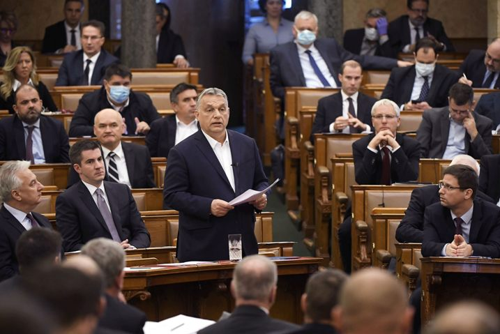 V4: Orban preserves two-thirds majority in Parliament as his candidate defeats her anti-Semitic challenger
