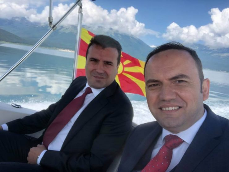 Zaev, like Osmani, doesn't want to say whether Bulgaria is seeking a new agreement with constitutional changes