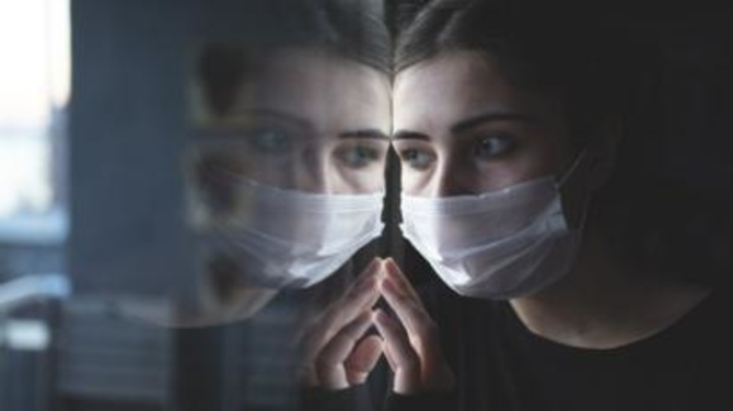 Medical workers are at the end of their strength as the number of coronavirus cases shoots up