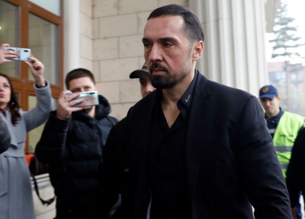 Kiceec did not report to prison, will try to postpone serving his Racket sentence using a technicality
