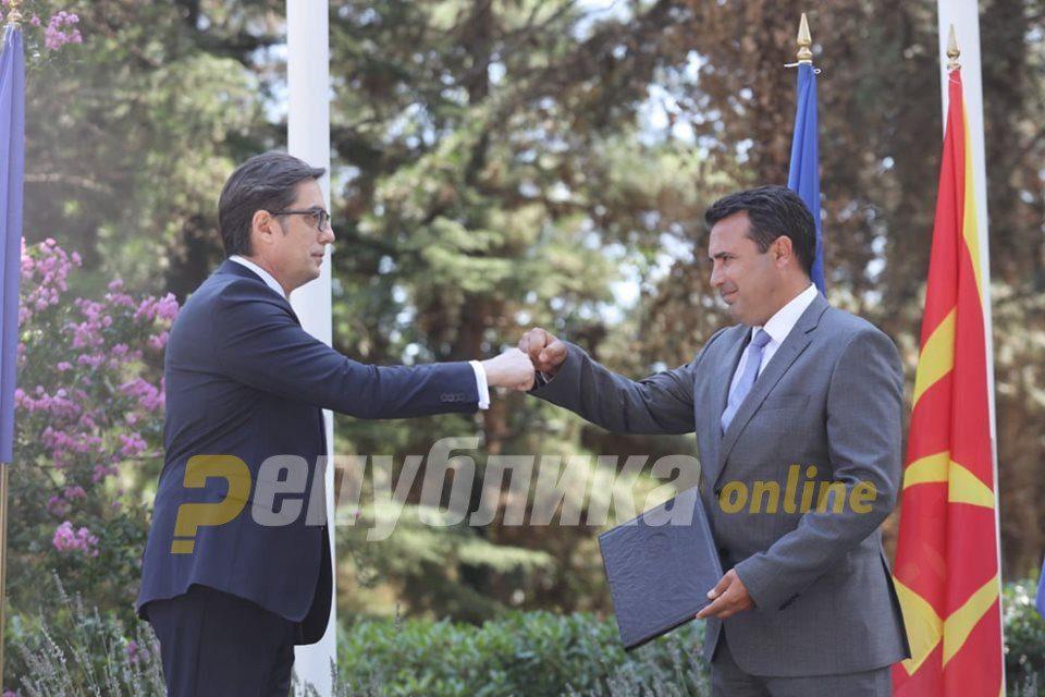 Pendarovski and Zaev do not feel responsible for Bulgaria blockade