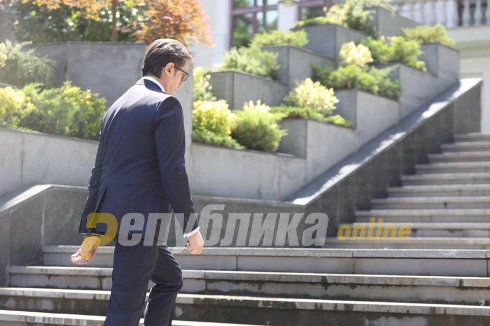 Pendarovski has no comment on Zaev's shocking BGNES interview