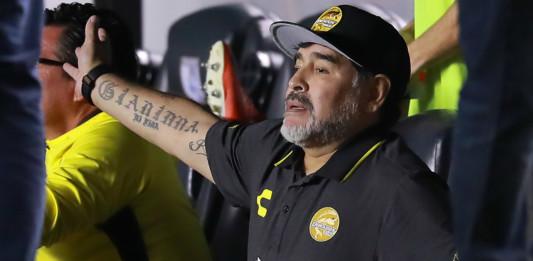 Maradona dead at 60