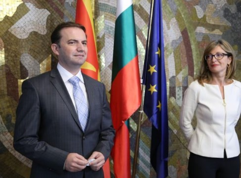 Foreign Minister Osmani confirms Bulgarian claims toward the Macedonian nation and language