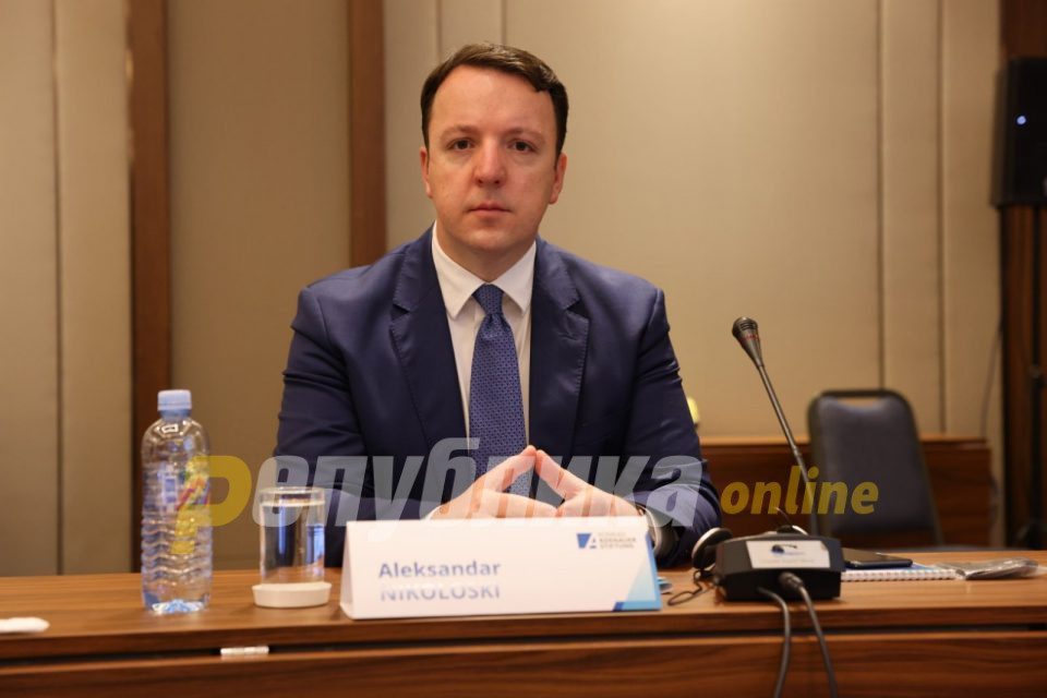 Nikoloski: Macedonian historians prevented Zaev from making additional, disastrous concessions