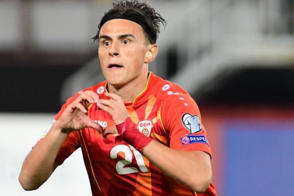 Elmas: I would give anything for my homeland Macedonia
