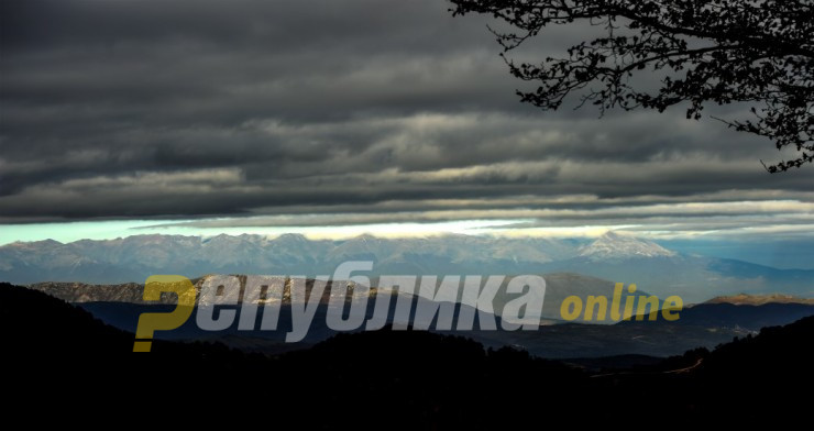 After a long dry spell, Macedonia expects some rain in the coming days