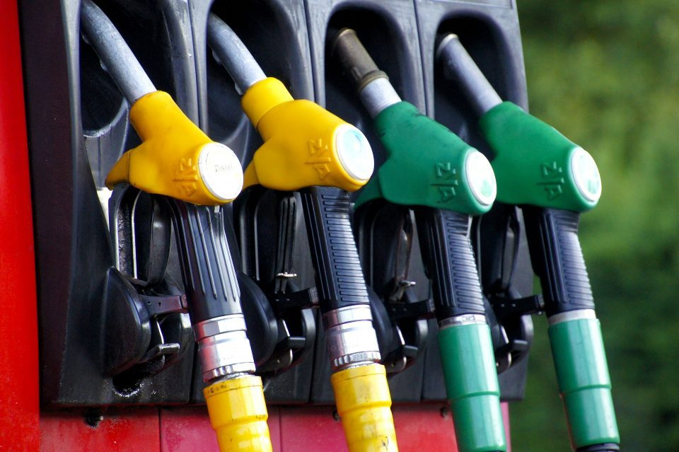 New week new prices: Diesel prices up, gasoline prices slightly down