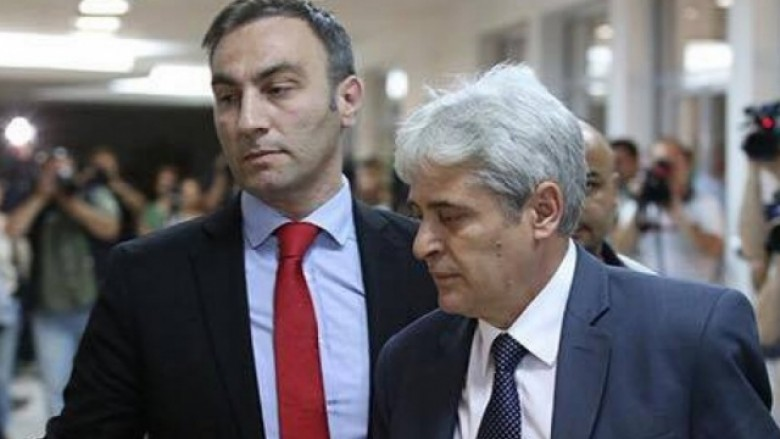 Grubi denies reports that Ahmeti is about to be charged with war crimes