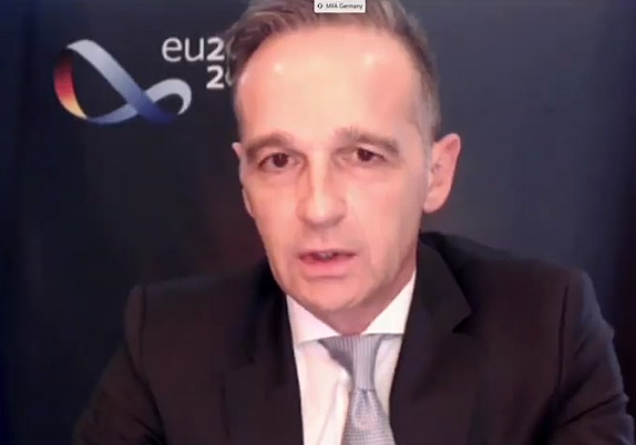 Maas: Enlargement process to face difficulties, the EU must protect Bulgaria's interests as well