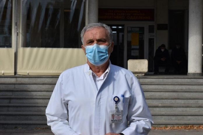 Prilep mayor urges authorities to quarantine the city, while Ministers Filipce and Spasovski say there's no need