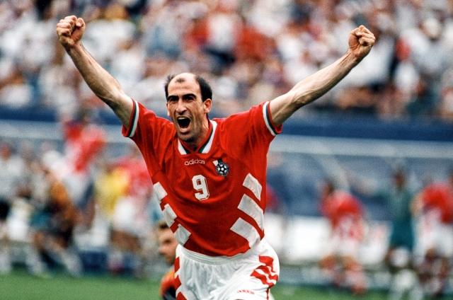 Bulgarian football legend Lechkov praises the Macedonian team