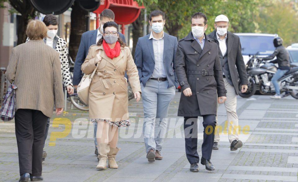 7,280 new coronavirus cases confirmed in 35 cities in Macedonia in one week