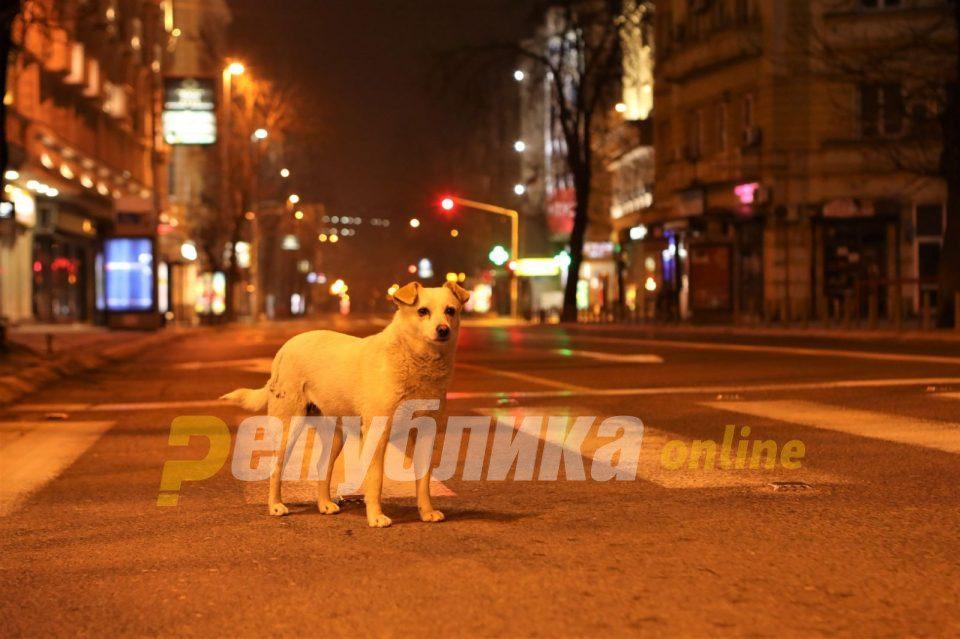 Danilovski: Weekend restrictions and curfew needed