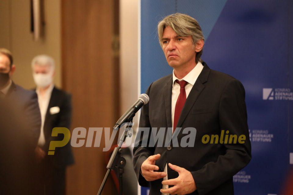 Sela: Bulgarian demands indicate it has territorial claims on Macedonia