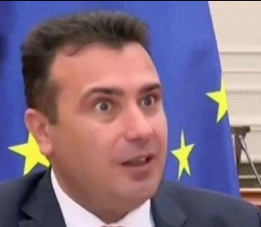Despite Zaev's grand gesture, MIA reports that Bulgaria still plans to veto the opening of accession talks