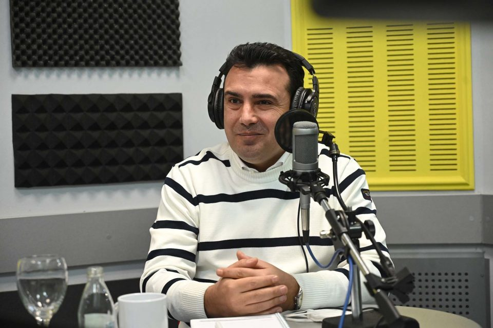 Zaev: I do not regret the BGNES interview, it was intended to work positively for Bulgaria