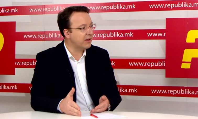 Nikoloski: We are in talks with several members of Parliament who are eager to turn their backs on Zaev