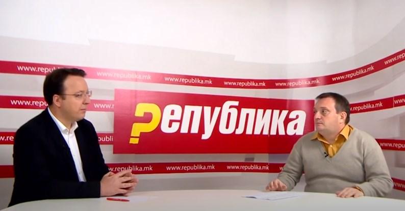 Nikoloski: Macedonia will not begin EU accession talks under Zaev