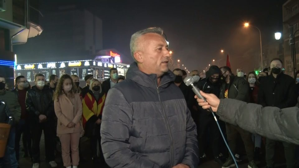 Sajkoski: Zaev has no right to change our identity, history and language