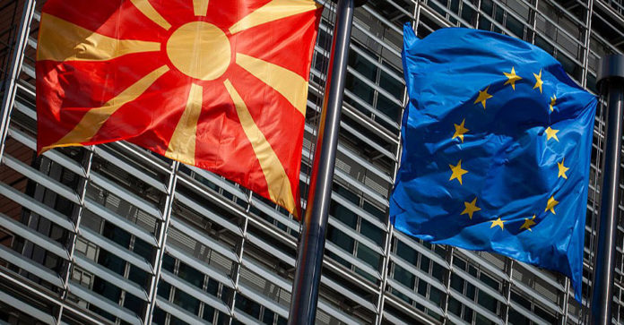 The Czech Republic and Slovakia gave a lesson in the EU, but also a lesson for the Macedonian authorities on how to defend and respect history and language