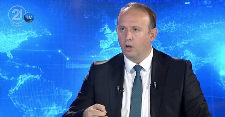 Gashi: The opposition has 58 votes and can't be ignored on the issue of Bulgaria