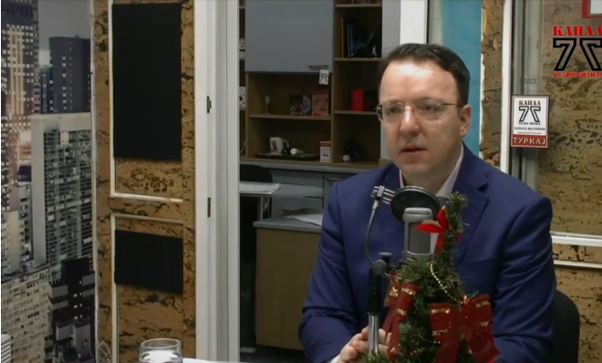 Nikoloski: The fact that no Macedonians sought Bulgarian passports before it joined the EU proves this is an economic, not ethnic issue