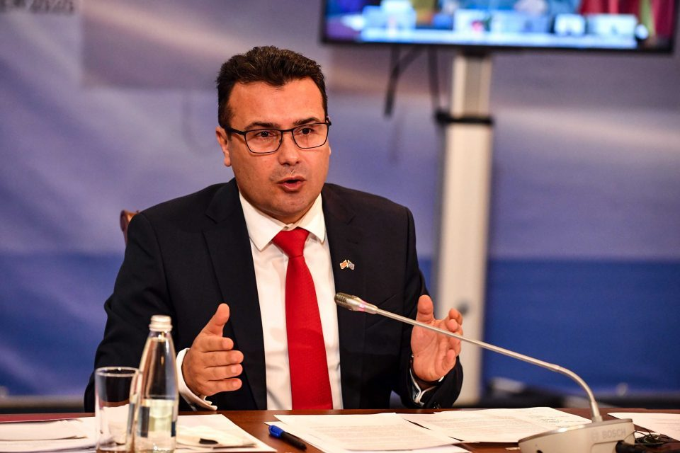 Zaev: EU accession will reduce migration of people from North Macedonia