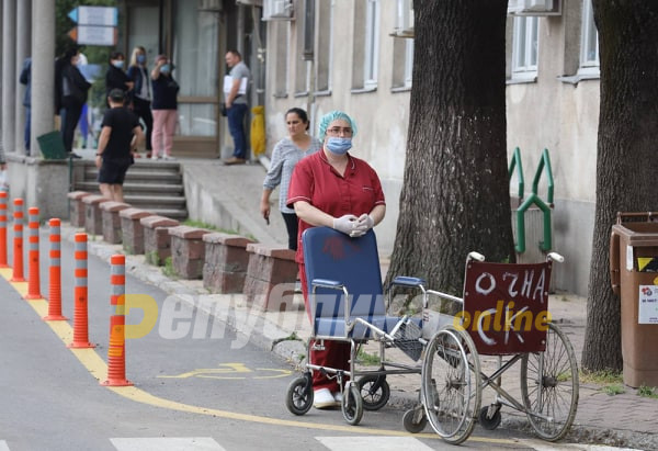 VMRO-DPMNE: 100 days Government, 100 days debacle in healthcare